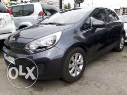 Kia Rio 2014 Full Option Tiptronic Airbag and ABS