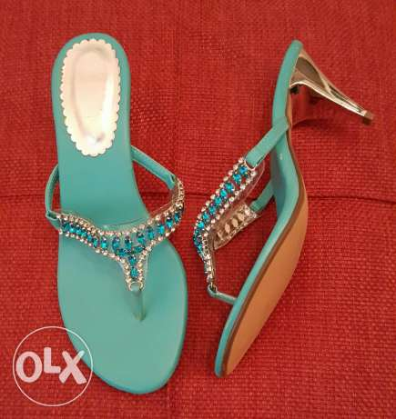 Sandale stylish shoes size(8-9).new for 20$