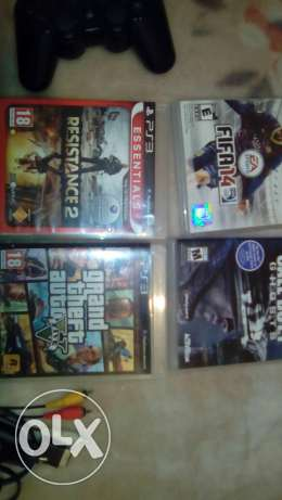 Ps3 and Ps2 for sale