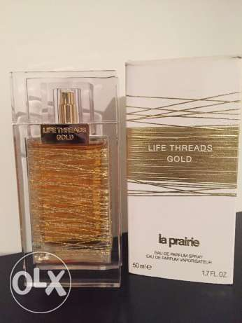 La Prairie Life Threads Gold Perfume
