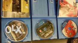 Fifa 16 Deluxe Edition + WWE 2k15 + COD AW (on ps4)