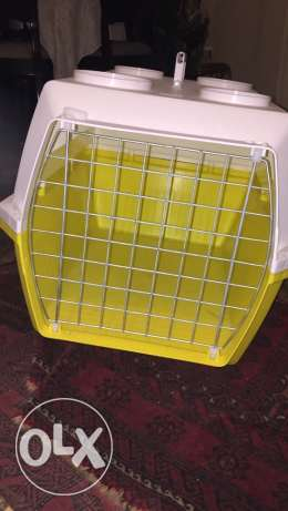 puppies cage