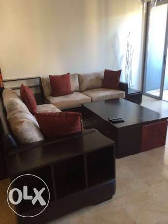 Very nice furnished one bedr apart Achrafirieh