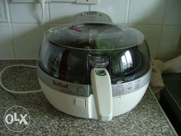 tefal actifry one oil spoon healthy hot air fryer