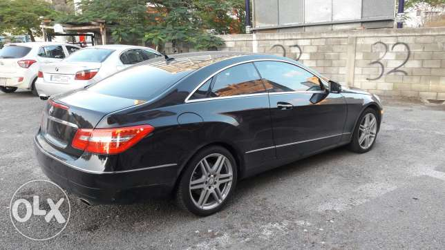 Beautiful Mercedes E-Class 250 Coupe for sale أشرفية -  6