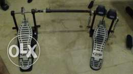 PDP Double Bass drum pedals
