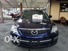 Mazda cx9 blue AWD 2008