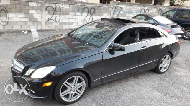 Beautiful Mercedes E-Class 250 Coupe for sale أشرفية -  7