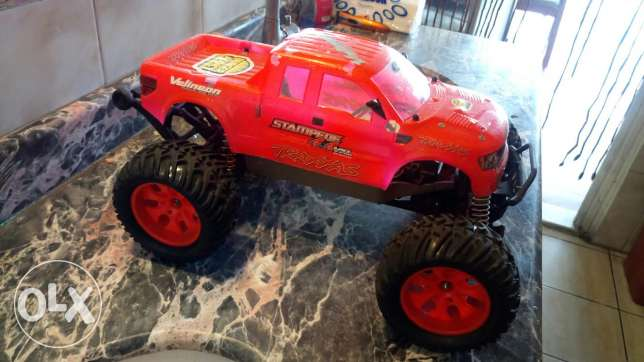 Traxxas 1/10 brushless