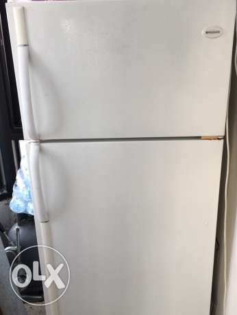 fridge 21 ft + washer made in usa and heater agni