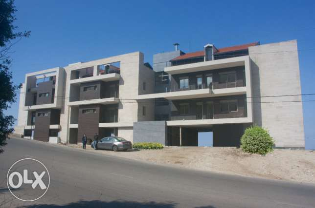 Apartments for sale in Hboub - Jbeil; Very high-quality finishing