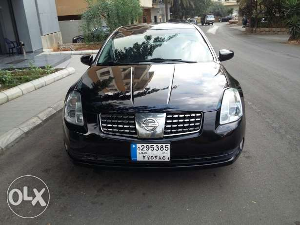 MAXIMA 3,5 SL for sale 2005 حازمية -  1