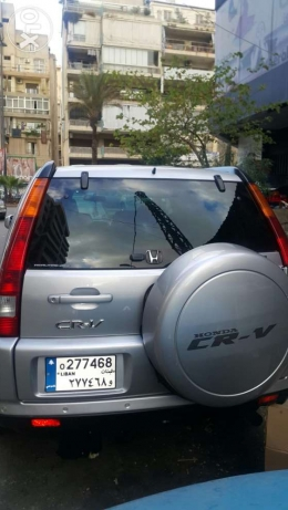 Crv 4x4 ex full option very clean المرفأ -  2