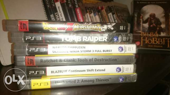 Ps3 games for sale or trade like new(read description) باشورة -  3