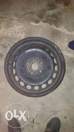 4 rims audi original / 4 rims golf original 16'' for sale brand new
