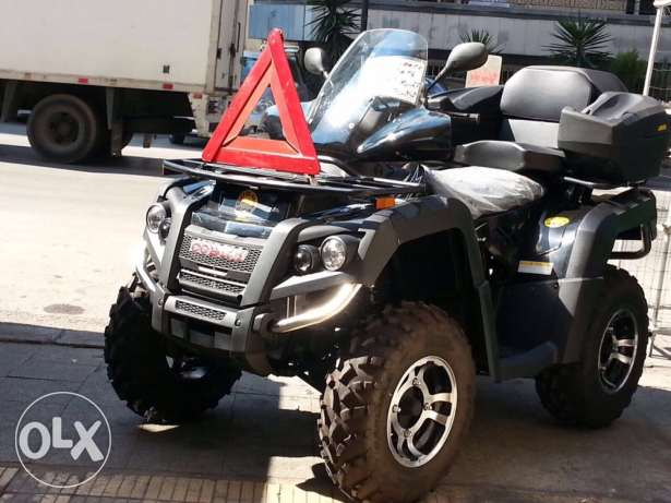 ATV COBRA ,400CC, 4X4, NEW:00KM, 2014