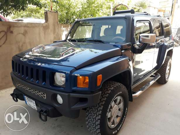 hummer h3 2006 very clean