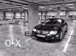 SL 500 Mod 2003 great condition