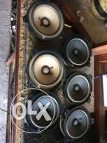 speakers e46 orginal