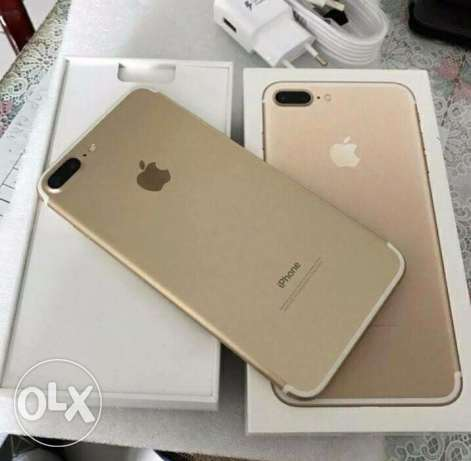 brand new apple iphone 7 plus gold 128gb