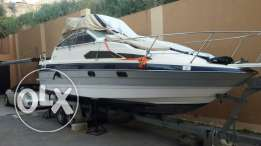 Bayliner sunbridge ciera 2455