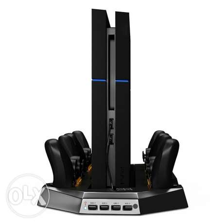 Ps4 charger stand 10 in 1