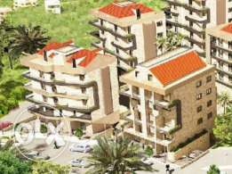 Apartement for sale in Tilal Ain Saadeh. Naddaf constriuction