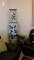 Pair of Big beautiful porcelain Vases