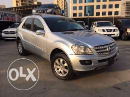 Mercedes ML 350 4 Matic 2006 Silver Fully Loaded!