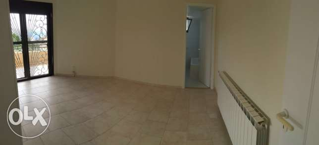 Baabdat. for Sale or Rent Sunny apartment , very accessible location.