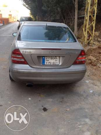 C230 for sale بيت الشعار -  2