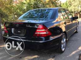 C 230 mod: 2005 full automatic as new