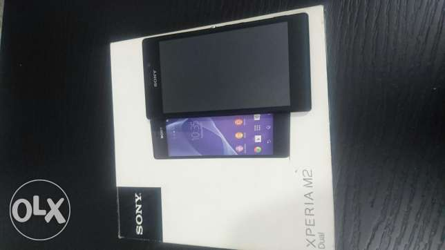 Sony m2 dual for sale دامور -  1