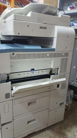 canon printer irC4580 very clean and new drum غبيري -  2