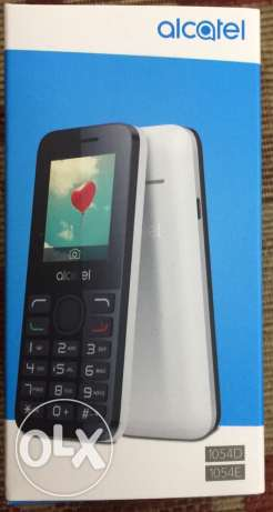 Alcatel 1054D 25months warranty new.