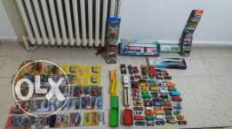 Vintage car toys,matchbox and other brands from 1969 till now .