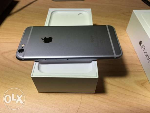 Brand New Apple iphone 6s plus silver