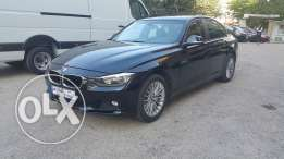 BMW 320/(2014 new look black full option) no accidents , one owner per