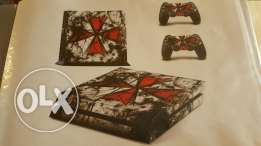 Stickers for playstation 4 consoles