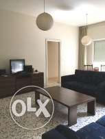 amh161Furnished apartment for rent in Sioufi area 120m2 2ndflr