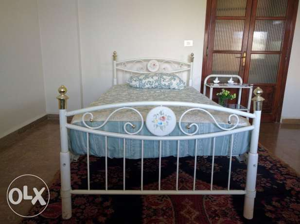 Fer Forgé bed