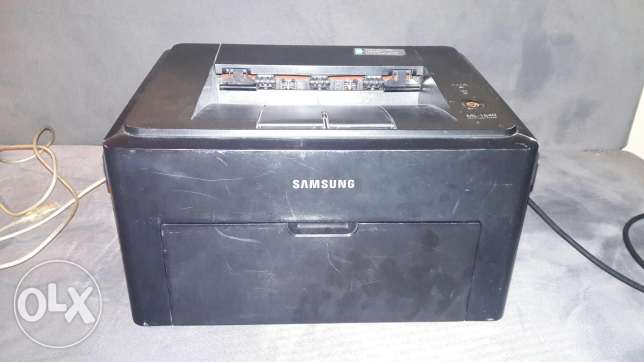 Samsung Laser Printer with originl cartridge