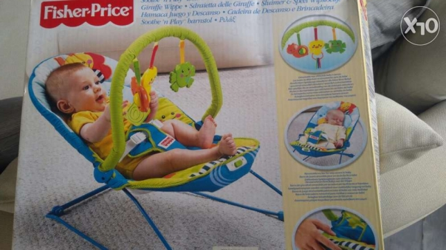 Baby relax chair fisher Price