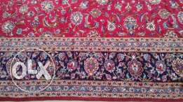 Iranian carpet 50 years