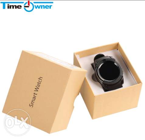 Circular Screen Smart Watch Support SIM Card TF Card