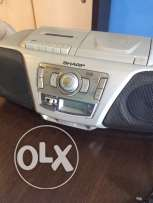 Radio am/fm with Cd player for sale