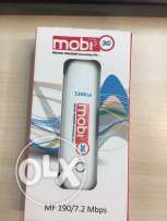 Mobi 3G Dongle with Mobi SIM CARD
