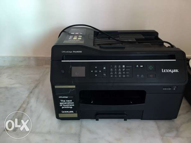 Printer , Scanner , and Fax, (multi function)
