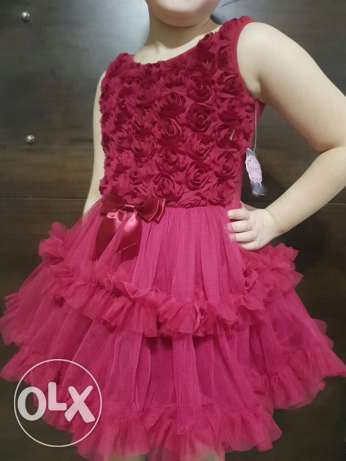 popatu dress size: 5/6 years