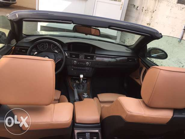 Bmw 335i convertible 2008 clean carfax بعبدا -  5